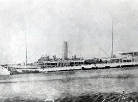 Wreck of the S.S. Bruce I