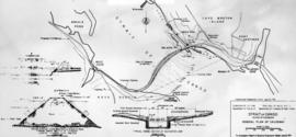 General plan of Canso Causeway