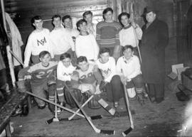 St. Mary's Hockey Team