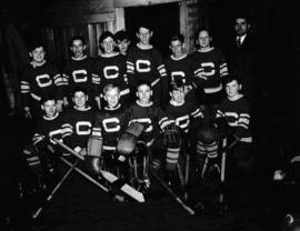 Central School Hockey Team