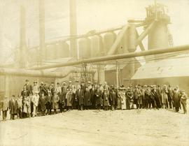 Sydney Steel Plant and Officials