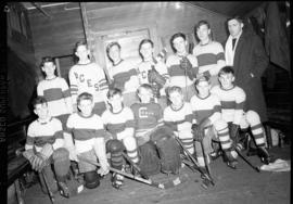Constantine School Hockey Team
