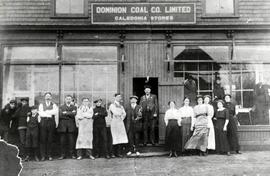 Dominion Coal Co. Caledonia Company Store