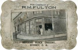 Imperial Block Grocery, Sydney