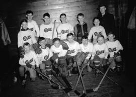 Colby Hockey Team