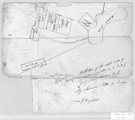 Plan of the West Side of Tatamagouche, 1845