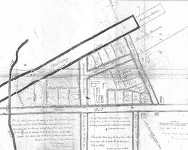 Plan of Truro Town Lots, 1866