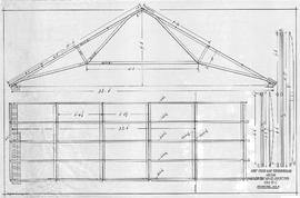McLeod Pulp Co. Ltd., Roof Truss and Strong Backs