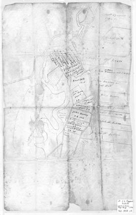Part of the Londonderry Township Lots, 1784