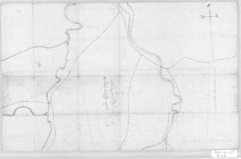 Plan Showing Copper Lease (Oliver, Colchester Co.)