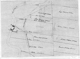 Plan of Lots, DesBarres Grant