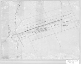 Plan of Lots on French River