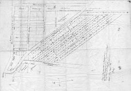 Plan of Building Lots in Acadian Mines, 1888