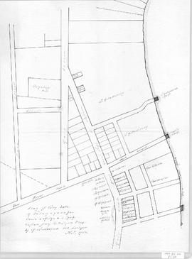 Plan of Town Lots in Tatamagouche