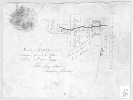 Lots Near Western Side of DesBarres Grant by Mill Brook, 1845