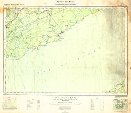 Captain Jonathan Borden Marsh Map Collection