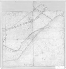 Plan of West Side of Waugh's River (partial)