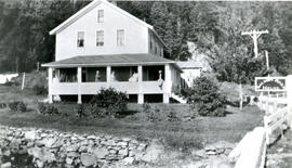 Salmon River House fonds
