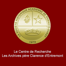 Go to Les Archives pere Clarence d'Entremont