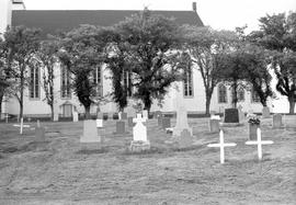 Sally Ross Acadian Cemeteries Research Collection