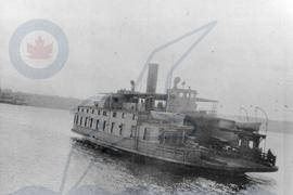 Image-Dartmouth/Halifax auto ferry