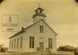 St. James Presbyterian Church Sherbrooke fonds